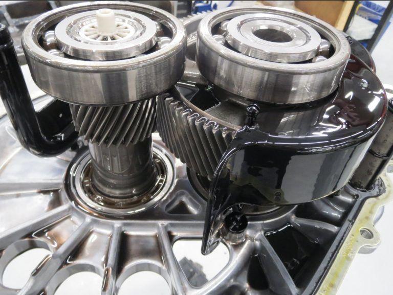 Система привода Tesla Model 3
