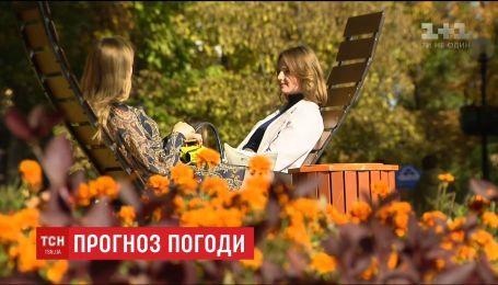 В Киеве побит столетний температурный рекорд
