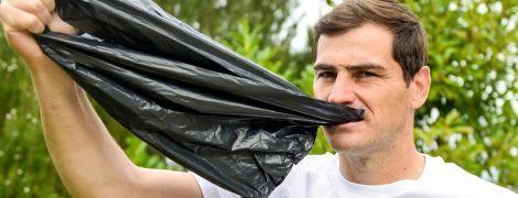 Известные футболисты присоединились к акции против загрязнения планеты