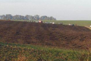 Катастрофа Су-27 в Винницкой области: один из пилотов был американцем