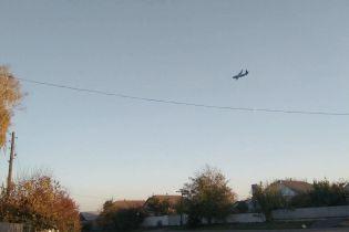 Аварія винищувача Су-27 на Вінничині: прокуратура розпочала розслідування