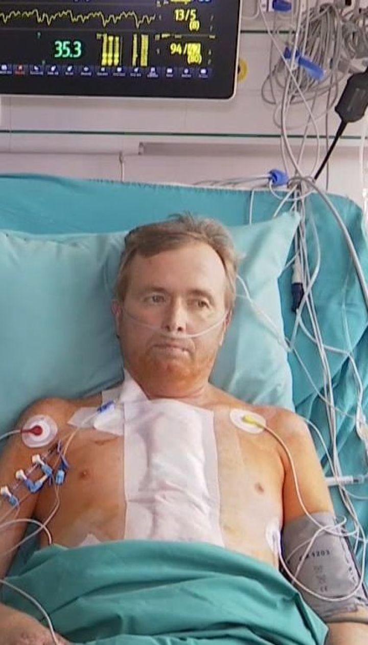 Тернополянин розпочав нове життя з механічним серцем