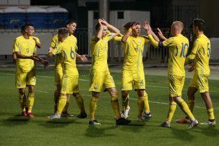 """Украинская """"молодежка"""" потерпела разгромное поражение от Нидерландов и не пробилась на Евро-2019"""