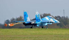Стало известно, какой бригаде принадлежал упавший на Винничине Су-27