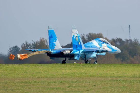 Стало відомо, якій бригаді належав Су-27, що впав на Вінничині