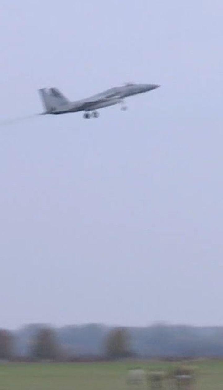 Аварія винищувача Су-27 на Вінниччині: загинули два пілота