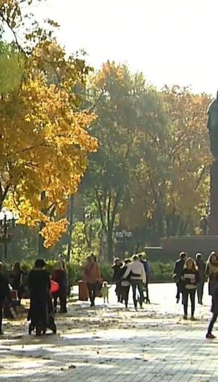 Синоптики зафіксували у Києві новий температурний рекорд з 1916 року