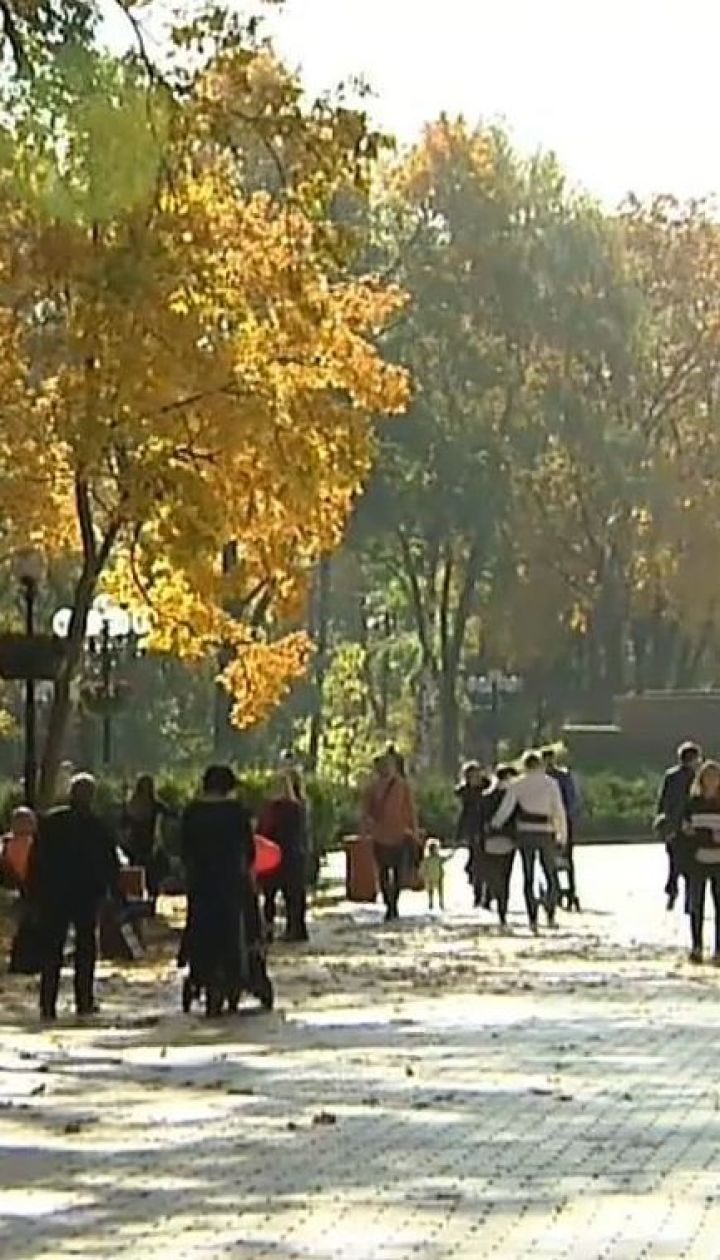 Синоптики зафиксировали в Киеве новый температурный рекорд с 1916 года