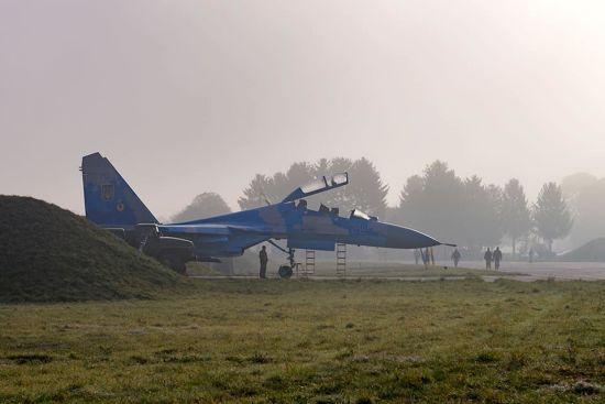 Матіос назвав чотири версії причин падіння Су-27 на Вінничині
