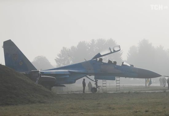 ЗМІ озвучили ім'я американського пілота, який загинув унаслідок катастрофи Су-27