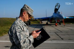 Авария истребителя Су-27. Министр обороны заявил, что самолет ремонтировали в этом году