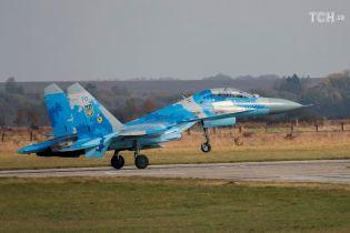 Названа основная версия авиакатастрофы Су-27 на Житомирщине