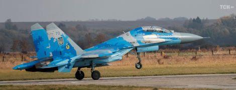 Названа основна версія авіакатастрофи Су-27 на Житомирщині