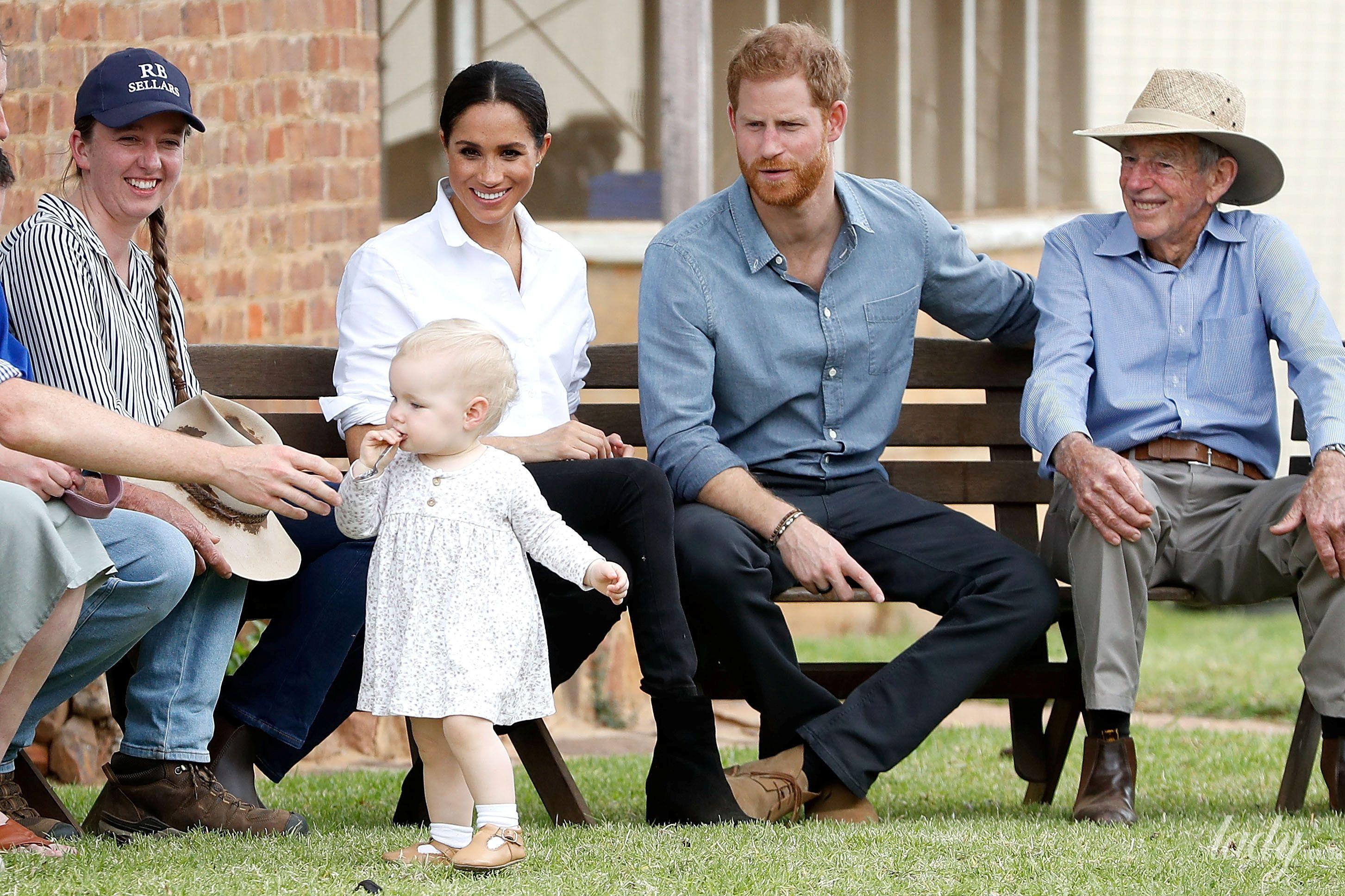 Герцогиня Меган и принц Гарри_15