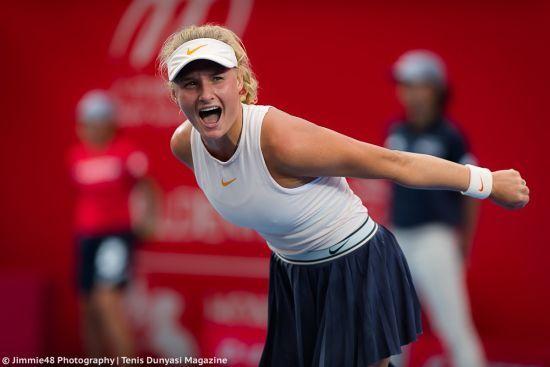 Українка Ястремська вибила легендарну тенісистку з Australian Open