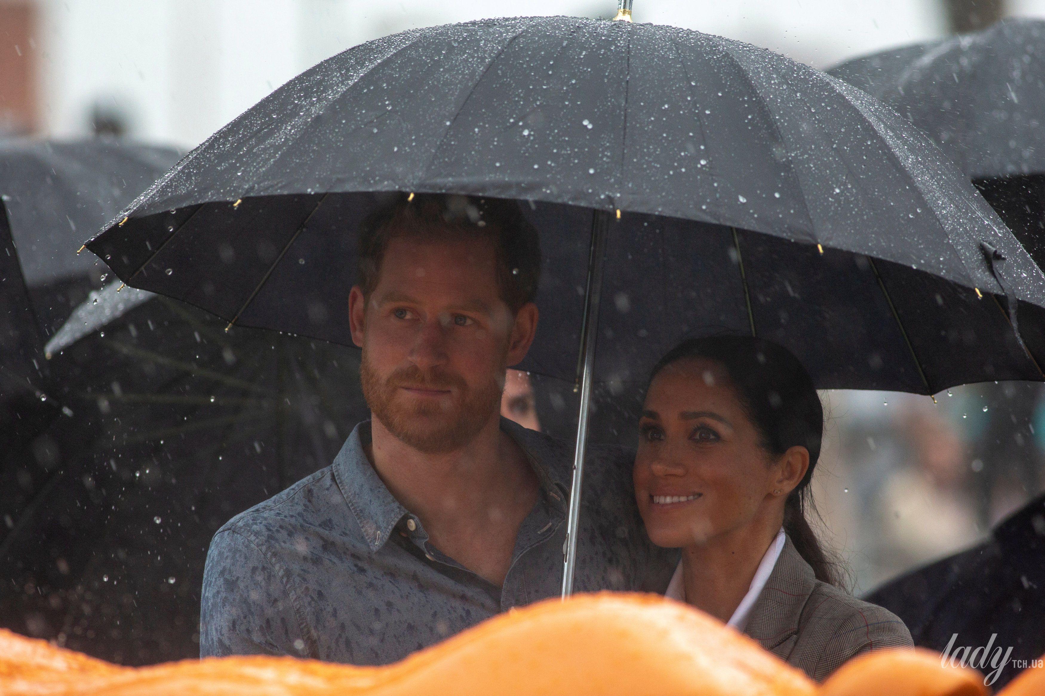 Герцогиня Сассекская и принц Гарри_3