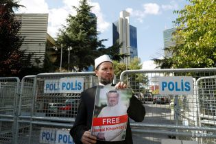 Помпео прибыл в Турцию после переговоров в Саудовской Аравии относительно пропавшего журналиста Хашогги