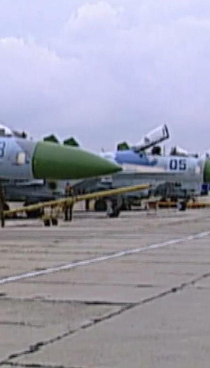 ЗСУ ухвалили рішення продовжити військові навчання попри катастрофу Су-27