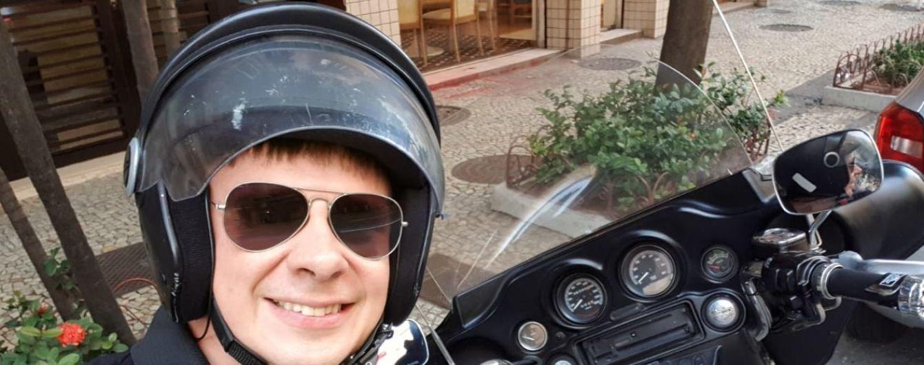 Комаров розповів, що з ним відбувалося під час небезпечного ритуалу з отрутою бразильської жаби
