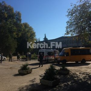 Вибух у Керчі оголосили терактом