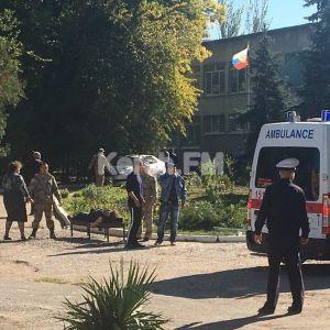В политехническом колледже в Керчи взорвали взрывное устройство - НАК России