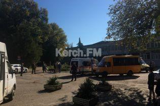 Взрыв в Керчи объявили терактом
