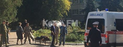 У політехнічному коледжі в Керчі підірвали вибуховий пристрій - НАК Росії