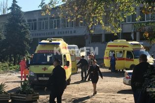 Стрельба в Керчи: количество пострадавших и тяжело раненых увеличилось