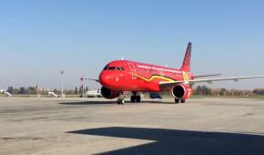 """До """"Борисполя"""" здійснив перший рейс літак Brussels Airlines"""