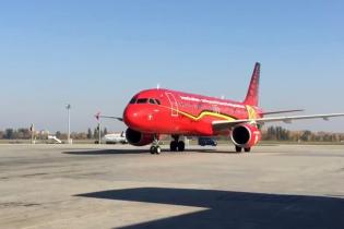 """В """"Борисполь"""" совершил первый рейс самолет Brussels Airlines"""