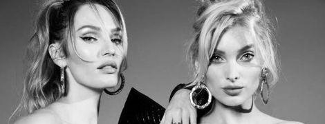 Секси-дивы: Кэндис Свэйнпоул и Эльза Хоск снялись в пикантной фотосессии
