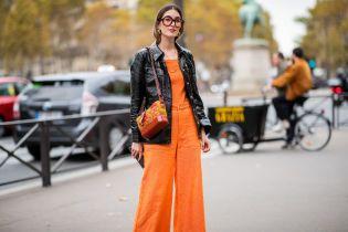 Оранжевый – главный цвет осени