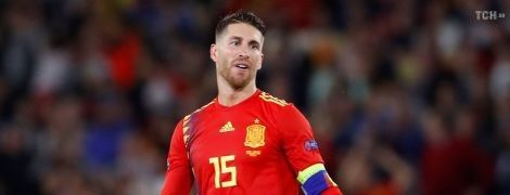 Рамос вступился за себя после критики за эпизод со Стерлингом в матче Испания - Англия
