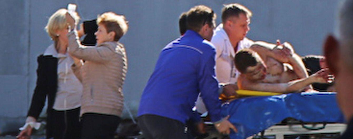 Пятеро из пострадавших в результате стрельбы в Керчи находятся в коме