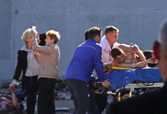 П'ятеро постраждалих у результаті стрілянини в Керчі знаходяться в комі