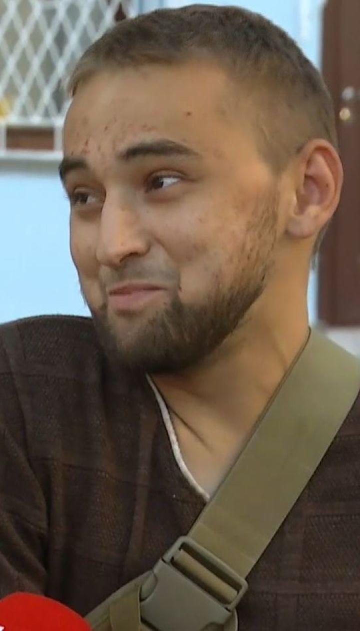 Боєць Назар Опришко потребує допомоги на лікування