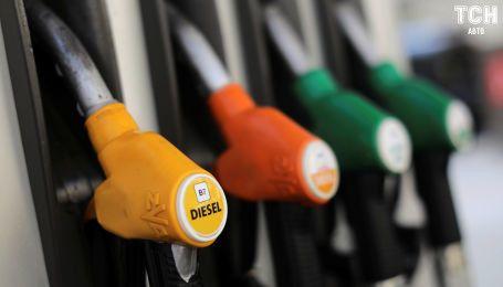 В Україні прогнозують ціну бензину і дизелю нижче 30 грн/літр