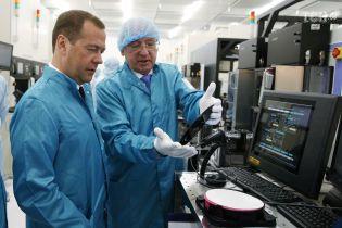 Российский высокотехнологический проект разваливается из-за санкций США