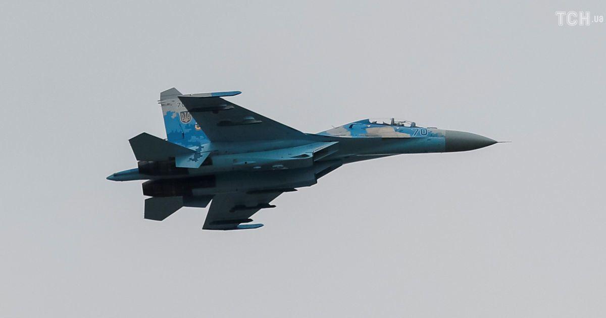 Військові пояснили процедуру розшифрування чорної скриньки Су-27, який розбився на Вінниччині