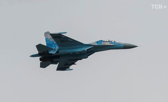 У Житомирській області розбився Су-27. Загинув пілот