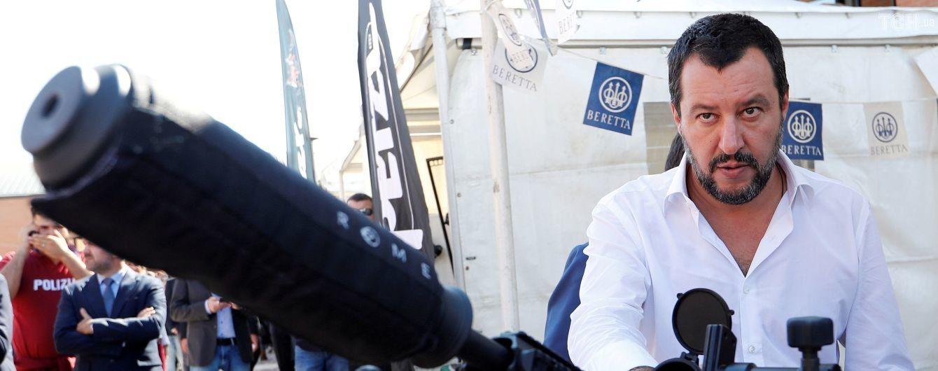 """Італійський віце-прем'єр """"не бачить сенсу"""" у продовженні санкцій проти РФ"""