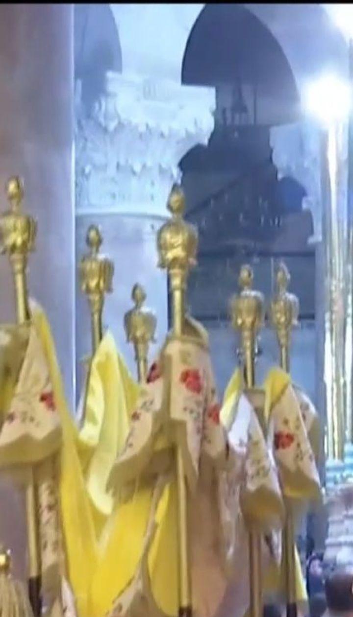 РПЦ шантажує Єрусалимський патріархат