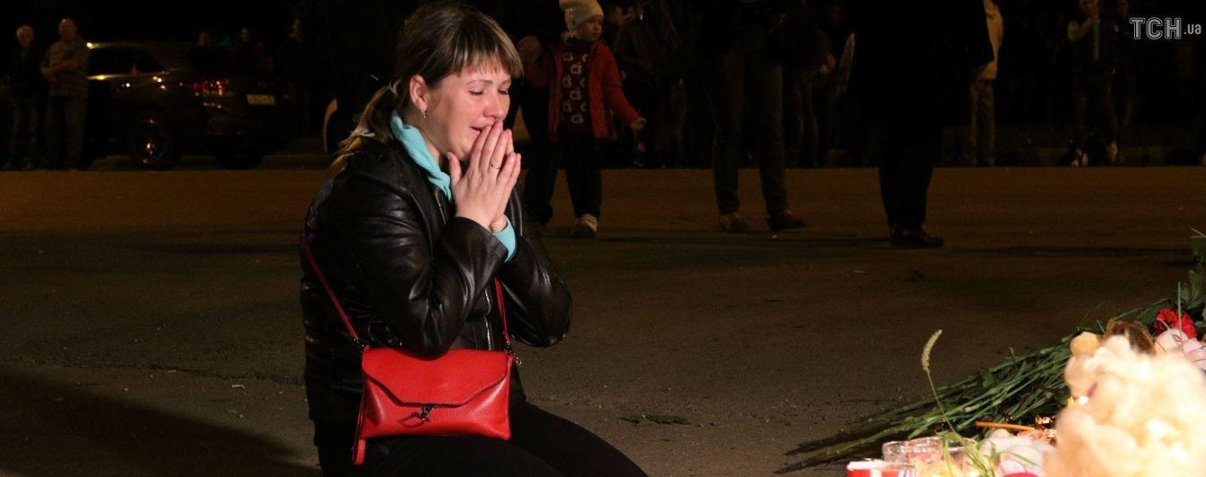 В оккупированному Крыму опознаны девять тел погибших в результате стрельбы в Керчи