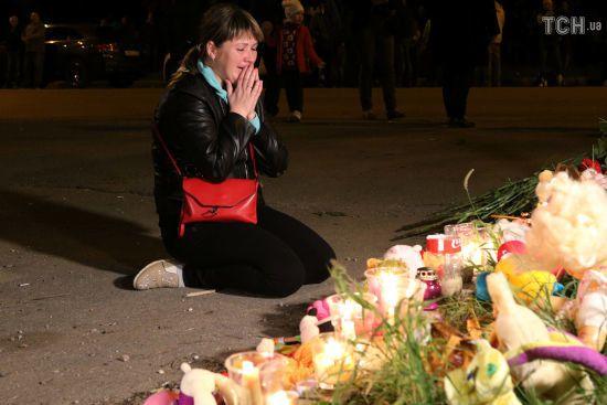 В окупованому Криму опізнані дев'ять тіл загиблих у результаті стрілянини в Керчі