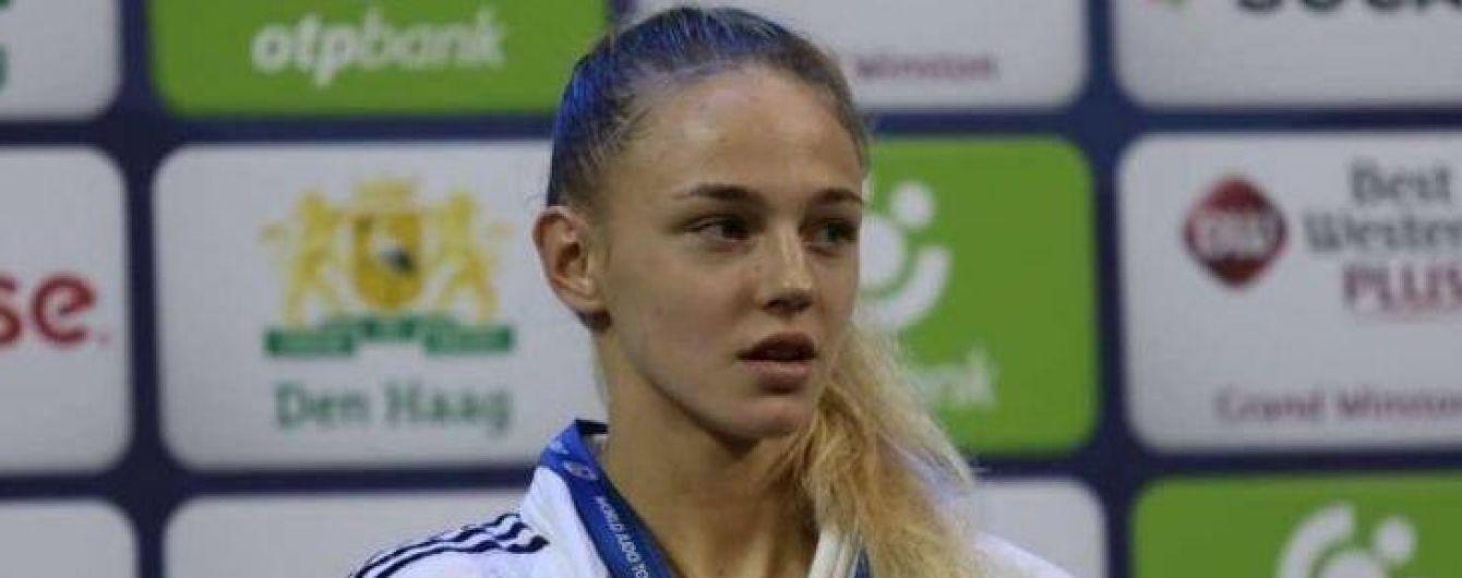 """Дзюдоїстка-красуня Білодід здобула """"золото"""" на молодіжному чемпіонаті світу"""
