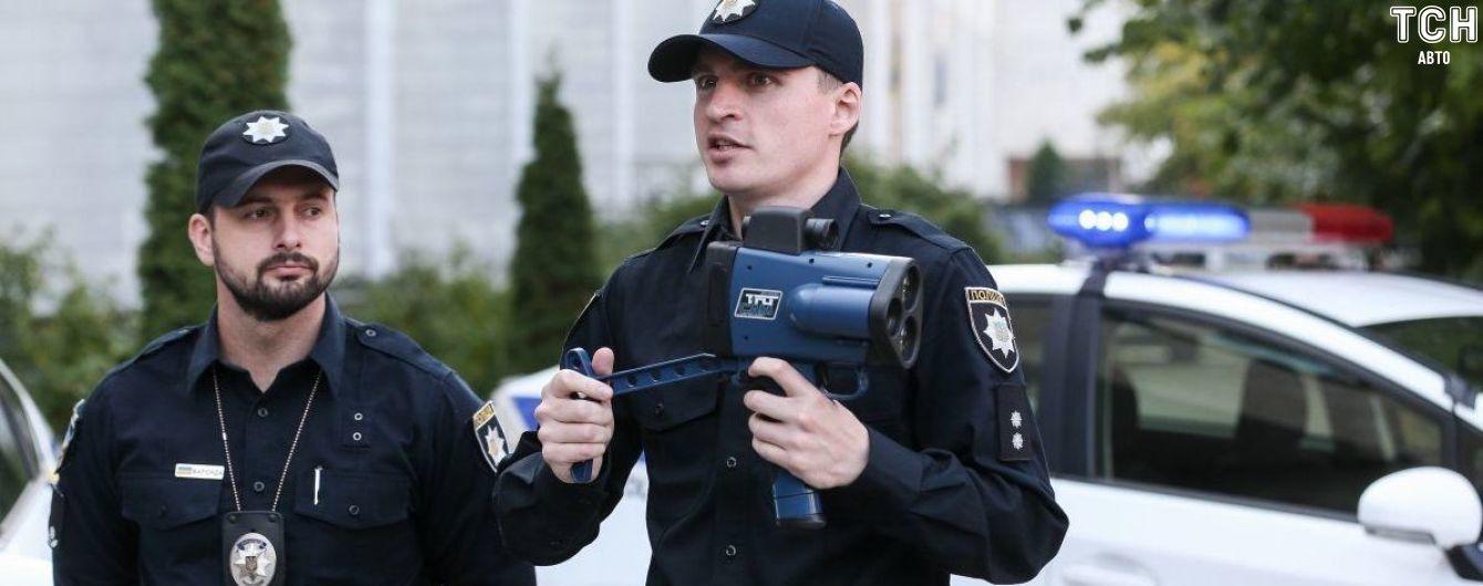 В Україні запрацювало уже 100 радарів TruCam, які охопили низку міст