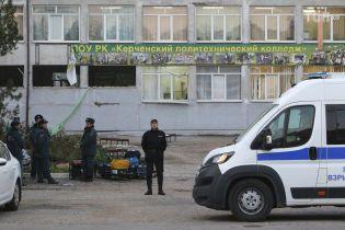 Російський пропагандистський канал пояснив появуінтерв'ю зпомерлоюу Керчі дівчиною