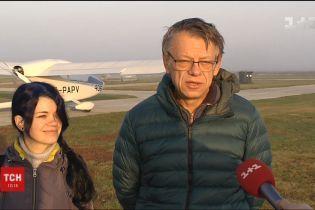 Український авіаконструктор з донькою намагаються встановити одразу два світових рекорди
