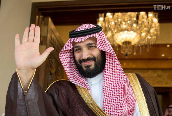 Скандальний саудівський принц, якого підозрюють у причетності до вбивства Хашоггі, прибув на саміт G20