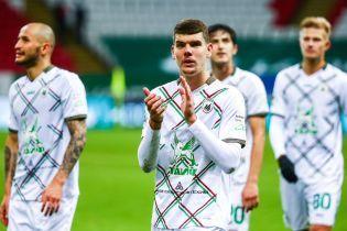 УЄФА відсторонив російський клуб на два роки з єврокубків